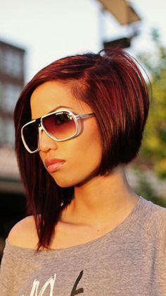 dramatic asymmetrical haircuts - Google Search