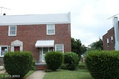 3810 MARY AVE, BALTIMORE, MD 21206 $ $85,000 www.allhomes4me.com MLS#BA8153200