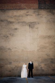 wedding photo #look up
