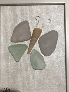 Excited to share this item from my shop: Sea glass Butterfly, Beach lover, Home Decor Art, Glass Bottle Crafts, Sea Glass Crafts, Sand Crafts, Beach Crafts, Rock Crafts, Sea Glass Mosaic, Sea Glass Beach, Sea Glass Art, Coastal Inspired Art