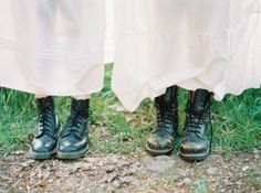 Mutter- Tochter- Mother- Daughter- Schuhe- Stiefel- Doc Martens- Dr.Martens- Shoes