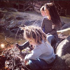 """""""Must we always teach our children with books? Let them look at the stars and the mountains above. Let them look at the waters and the trees and flowers on Earth. Then they will begin to think, and to think is the beginning of a real education.""""  David Polis #nature #classroom #education"""