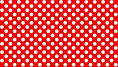 MAKOWER SPOTS 1572/R7 RED