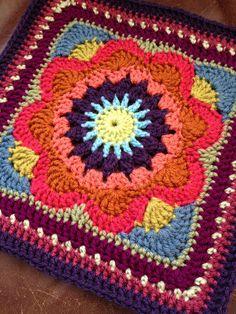 Ravelry: 2015 Crochet Block-A-Month CAL