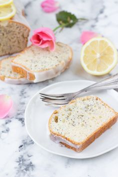 Na vidličku: Citronovo-makový chlebíček