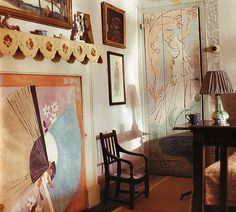 Vanessa Bell's Charleston House