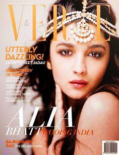 Alia Bhatt graces Verve #Style #Bollywood #Fashion #Beauty