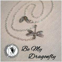 Be My Dragonfly by Juliet Simms ($16) found on Polyvore
