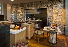Diseño de Interiores & Arquitectura: Original EE.UU. América Perfctly incrustado en su paisaje: Residencia Coastlands