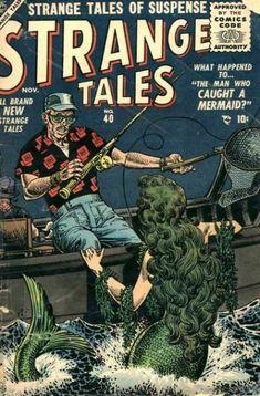 Strange Tales (Volume) - Comic Vine