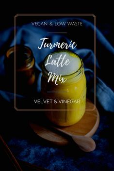 turmeric latte blend ready in 5 minutes - makes life easier in a busy everyday world! Cocoa Tea, Plant Based Milk, Golden Milk, Latest Recipe, Spice Mixes, Turmeric, Food Hacks, My Recipes, Latte