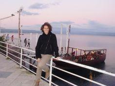 En el Mar de Galilea