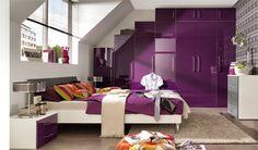 Purple Bedrooms Design & Ideas ~ Calgary, Edmonton, Toronto, Red Deer, Lethbridge, Canada Directory