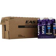 Everyone on ur list will love it! EAS Myoplex RTD complete nutrition -12 - 48 cans of 17 fl.oz. Get it fast  #EASMyoplexLightShake