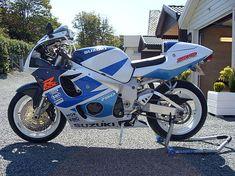 1998 GSXR 750 SRAD...Dream Bike