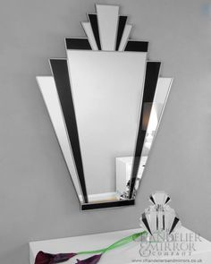 p/chandeliers-and-mirrors-chandeliers-mirrors-antonio-art-deco-mirror-home-decor-pin - The world's most private search engine Art Deco Bathroom, Art Deco Mirror, Bathroom Mirrors, Bathrooms, Art Deco Spiegel, Mirrors And Chandeliers, Art Nouveau, Art Deco Stil, Mirrors For Sale