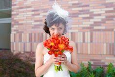 Real Wedding: Jocelyne + Nathanael in California // images by Lovisa Photo