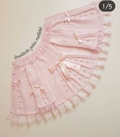 very nice pattern pink jacket for little girls Baby vest with pattern, This post was discovered by Hay, Baby dress with a wonderful collar pattThis baby vest can be a really nice model for our babies. Knit Baby Dress, Knitted Baby Cardigan, Baby Pullover, Shrug Knitting Pattern, Lace Knitting Patterns, Easy Knitting, Baby Sweaters, Girls Sweaters, Knitting Sweaters