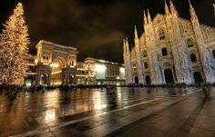 #Christmas #Milan...
