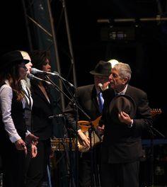 Leonard Cohen -5621 redux | Flickr - Photo Sharing!