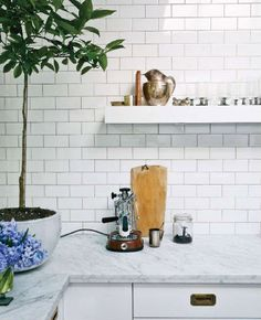 An Ikea Kitchen - A DOSE OF PRETTY