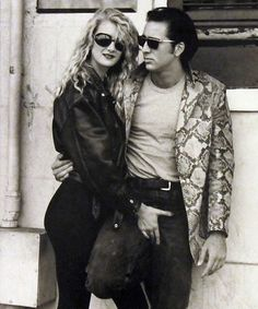 """""""Did I ever tell you that this here jacket represents a symbol of my individuality, and my belief in personal freedom?"""" Wild at Heart by David Lynch #wildatheart #inspiration #TGIF #loveinspiration #TheKooples"""