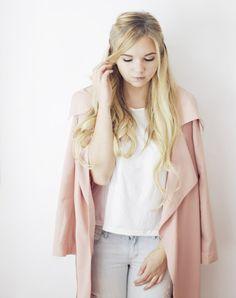 Pastel Trench | Kassinka
