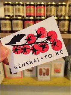 General Store loyalty card