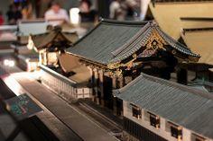 Tokyo Edo Museum, Miniatures.