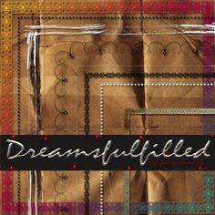 Dreamsfulfilled: Page Border 2. Colección de bordes.