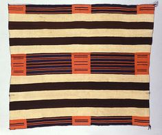 Navajo Blankets From the Private Collections of Contemporary Artist Native American Blanket, Native American Rugs, Native American Beading, Native American Indians, Navajo Weaving, Navajo Rugs, Textile Fiber Art, Textiles, Woven Rug