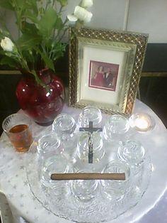 EGGUN (ANCESTOR) TABLE