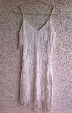 Vestido de Franjas
