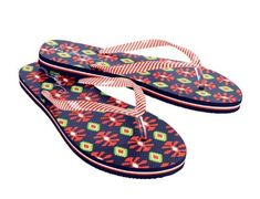 Vera Bradley Womens Flip Flop Large Sun Valley * Visit the image link more details.(This is an Amazon affiliate link)