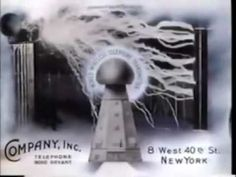"""""""Tesla would visualize an invention in his mind with extreme precision, including all dimensions, before moving to the construction stage; a technique sometimes known as picture thinking.""""  youtube H/T Bill Shattuck"""