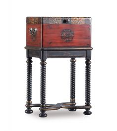 Dynasty Box on Stand | Hooker Furniture | Home Gallery Stores