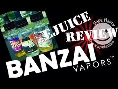 Fairies and Cream, Milk Plus and Bat Country are reviewed. These high VG ejuices are from www.banzaivapors.com. Their Facebook page http://www.facebook.com/b...