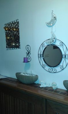 Mirror, Bathroom, Decor, Home Decoration, Bath Room, Decoration, Decorating, Mirrors, Bathrooms