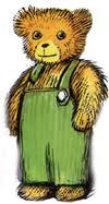 Corduroy is a 1968 children's book written by Don Freeman, and published by Viking Press. Corduroy Book, Children's Book Characters, Literary Characters, Don Freeman, Theme Tattoo, Five In A Row, Train Up A Child, Bear Theme, Bear Art