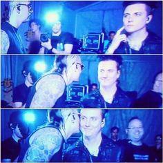 lucky Syn...wait no! lucky Matt...omg lucky both ♡.♡
