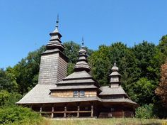 National Museum of Ukrainian Architecture and Culture is the largest open air museum in Europe