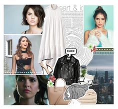 """""""♔ // TRYING TO TALK TO A WALL // ♔ // SHELLEY HENNIG"""" by x-jen-cozy-wolves ❤ liked on Polyvore featuring 3.1 Phillip Lim, Gucci, Yves Saint Laurent, Alöe, Pier 1 Imports, MANGO and Brahms Mount"""