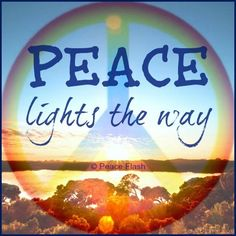 peace lights the way life quotes quotes quote peace clouds trees peace symbol