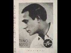 O Corse , île d'Amour (1944)....Tino ROSSI né le 29 avril 1907 à Ajaccio et mort le 26 septembre 1983 à Neuilly-sur-Seine....
