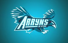 Game Of Thrones Sports Team Logos by Yvan Degtyariov - Arryns