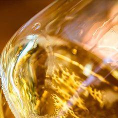 A glass of #champagne Nicolas Feuillatte Palmes d'Or 2006 taken at the #1menu100courses event with La Belle Assiette.
