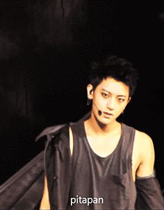 does he even know just how hot he is? ughhhhh ~ #dying #tao (I'm pretty sure the problem is that he does) <---THIS