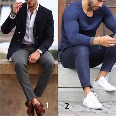 Gentleman Rules, Just For Men, Modern Man, Separates, White Sneakers, Lyon, Men Casual, Guys, My Style