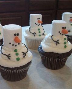 Les enfants seront enchantés par les desserts de Noël!