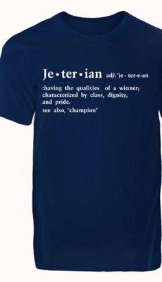 I love Jeter!